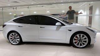 Вот почему Tesla Model 3 Performance - это лучшая Tesla на данный момент