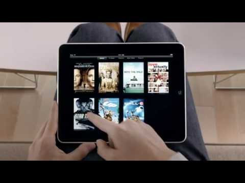 Apple iPad TV Ad Commercial Demo Promo Apps