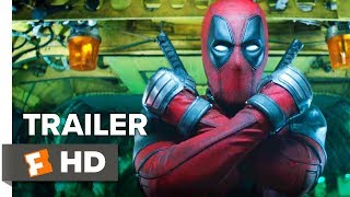 Deadpool 2 Trailer #1 (2018)   Movieclips Trailers