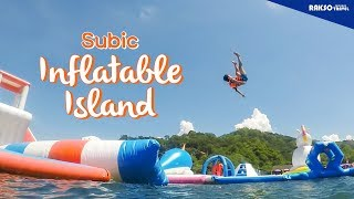 Experience Asia's Biggest Floating Playground in Subic Zambales, Philippines