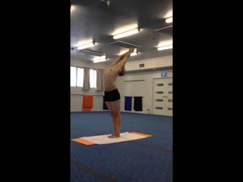 Bikram Yoga Backward Bending Brisbane