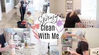 SPRING CLEAN WITH ME 2019 | EXTREME CLEANING MOTIVATION