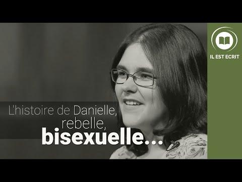 L'histoire de Danielle, rebelle, bisexuelle.