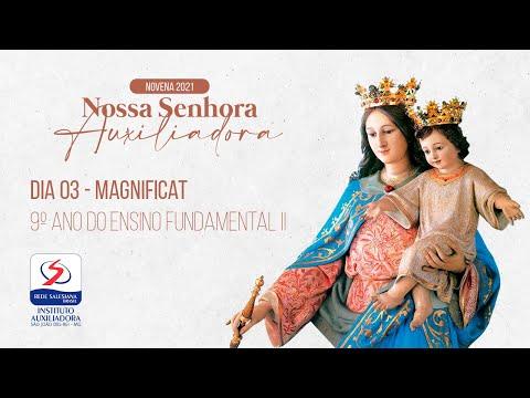 3º DIA   NOVENA DE NOSSA SENHORA AUXILIADORA   MANHÃ