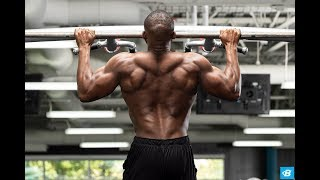Building a WIDE & THICK back with Osamoje