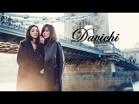 Davichi (다비치) Singles 2015 to 2008