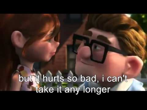 I Wanna Grow Old With You (Westlife Lyrics) - UP Movie Version