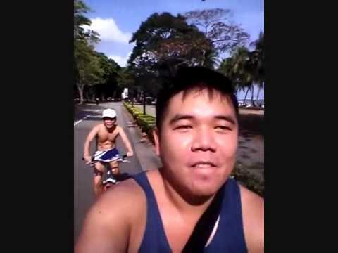我骑着一部单车 happy tgt at ecp