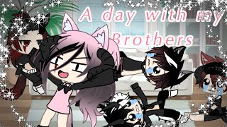 ~A day with my brothers~||funny|| enjoy