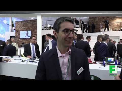 Future Electronics at Electronica 2018: Future Electronics' Centre of Excellence – 1