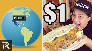 Surprising Things $1 Dollar Can Buy You Around The World