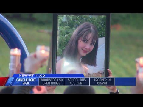 Vigil held for Bianca Devins