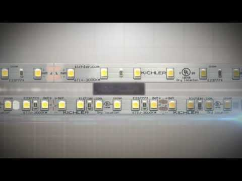 Kichler LED TapeLight Dimmable Power Supply Technology