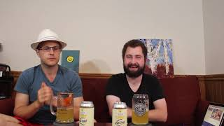 BEER REVIEW #268: WHIP - LEFT FIELD BREWERY - PINA COLADA SMOOTHIE IPA