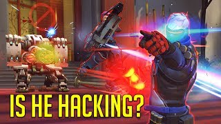 Hack Or Ultimate?? [Overwatch]