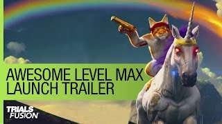 Awesome Level MAX rides into Trials Fusion