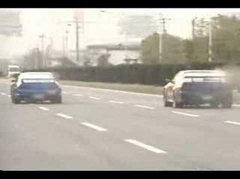 Nissan Skyline GTR Drag Battle 6