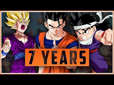 Dragon Ball Z - 7 Years (Gohan AMV)