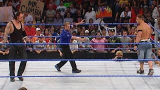 John Cena vs. The Undertaker: SmackDown June 24, 2004