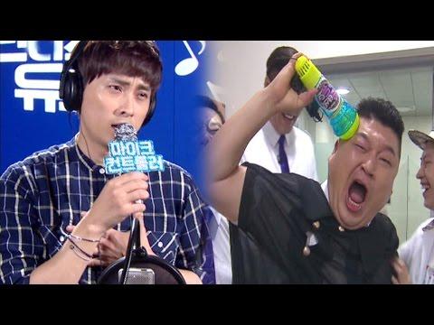민경훈, 최강 '마이크 컨트롤러' 찾기 위한 '겁쟁이' 《Fantastic Duo》판타스틱 듀오 EP16