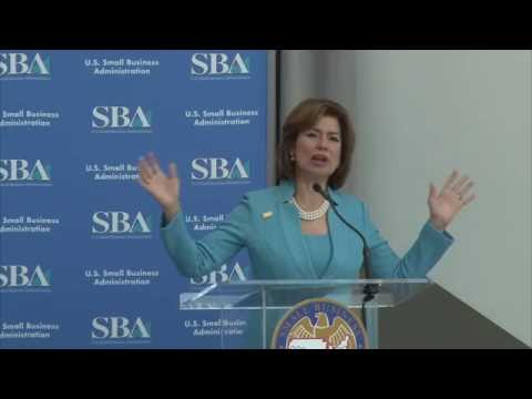 SBA - NSBW Awards - Washington, DC  May 2nd, 2016