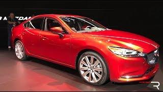 2018 Mazda Mazda6 – Redline: First Look – 2017 LAAS