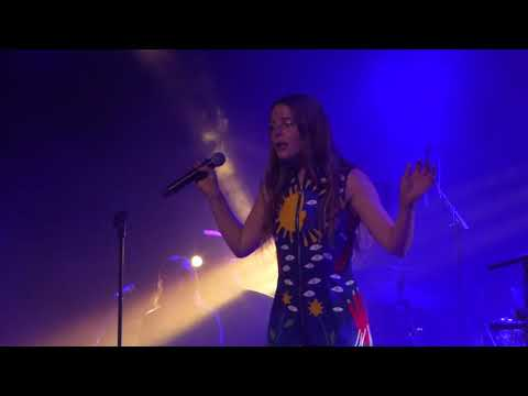 Maggie Rogers   Falling Water   live Glasgow O2 Academy 10 June 2018