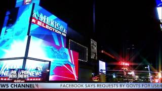 Fox News HD: America's Election HQ 2014 Intro