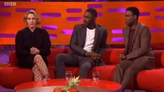 Kate talking about Leo on Graham Norton show