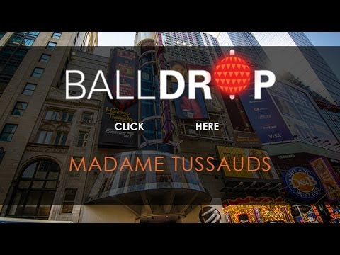 BallDrop.com Presents New Years Eve at Madame Tussauds NYC - 212-201-0735