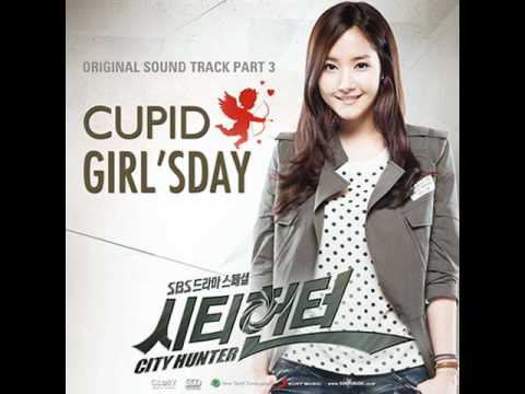 Cupid- Girl's Day (Acoustic Ver.) City Hunter OST
