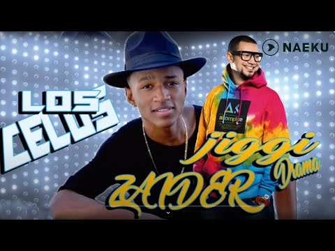 Zaider Ft Jiggy Drama - Los Celos | Audio