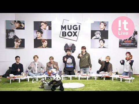 !t Live(잇라이브) : The 12th MUGI-BOX(뮤기박스)