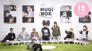 "!t Live(잇라이브) : The 12th MUGI-BOX(뮤기박스) ""EXO"" (Full Ver.)"