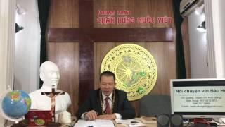 Nói chuyện với Bác Hồ! (phần 69) Vũ Quang Thuận