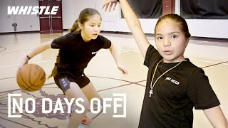 10-Year-Old HANDLES Like Kyrie Irving | Jiggy Izzy Highlights