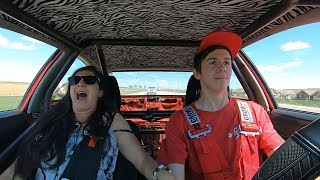 I Gave My Mom a Ride In My 700Hp Civic For Mothers Day!