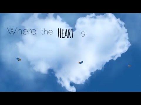 HAEVN - Where The Heart Is - (Official Lyrics)