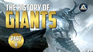 History of Giants on Earth 2