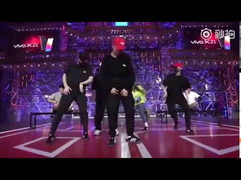 【JacksonWang】HBDC Final Dance Rehearsal#잭슨  #王嘉爾