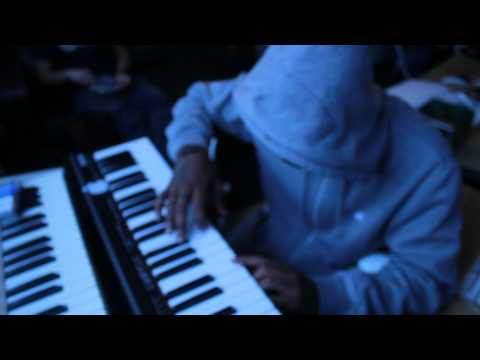 PILOT P- STMUZIK STUDIO SESSION PART 2!!