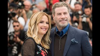 Kelly Preston, actress and Hollywood actor John Travolta's..