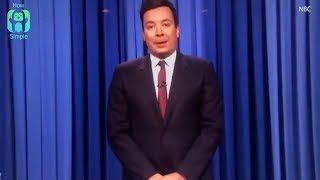 'He's in a bar with Charlie Rose': Fallon jokes about Matt Lauer