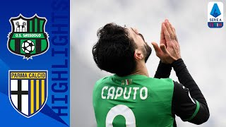 Sassuolo 1-1 Parma | Sassuolo Salvage A Point in Stoppage Time! | Serie A TIM