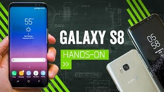 Samsung Galaxy S8 Hands On
