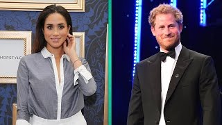 Meghan Markle and Prince Harry Arrive Together for Pippa Middleton's Wedding Reception