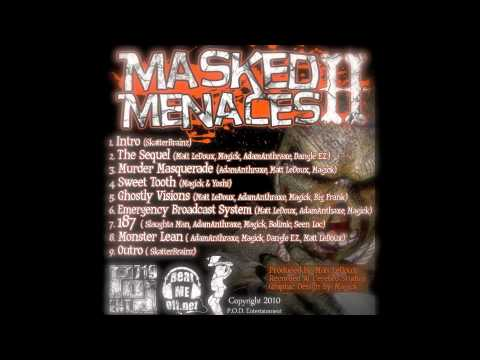 Ghostly Visions - Masked Menaces II - P.O.D. Ent