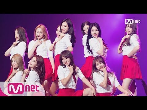 [KCON LA] I.O.I-INTRO+Dream Girls 160809 EP.487ㅣ KCON 2016 LA×M COUNTDOWN