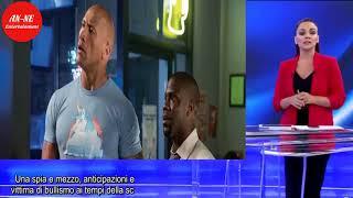 Una spia e mezzo, azione e commedia con Dwayne Johnson e Kevin Hart, anticipazioni