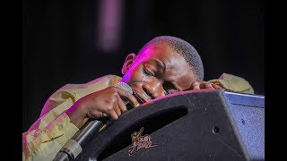 Benson Ken Is back with a Powerful Worship Medley - Talent Hunt 9.